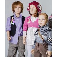Манекены детские Image (телесные)