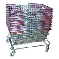 Основа на колесах для корзин  (подходит для корзин объемом 20 и 22 литра)