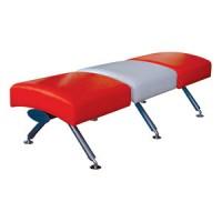 Банкетка (пуфик) Комплектация сидений возможна любого цвета