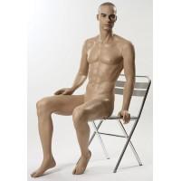 Манекен мужской, (139х900х650 см)