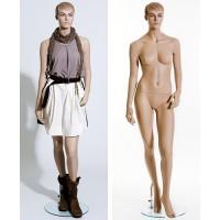 Манекен женский (с макияжем), Высота: 183 см