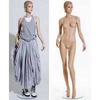 Манекен женский (с макияжем), Высота: 181 см