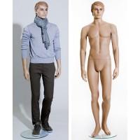 Манекен мужской (с макияжем), Высота: 185 см