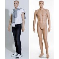 Манекен мужской (с макияжем), Высота: 189 см