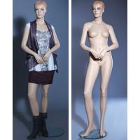 Манекен женский (с макияжем), Высота 186 см