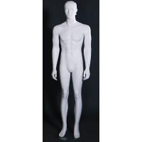 Манекен мужской, скульптурный, Высота манекена: 186 см