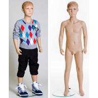 Манекен детский, мальчик, Высота 119 см