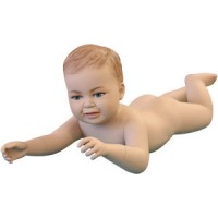 Манекен детский, Возраст 6-12 мес