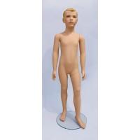 Mанекен детский (мальчик), Возраст 6 лет, Высота 126 см