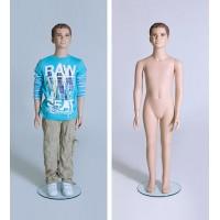 Mанекен детский (мальчик), Высота 132 см