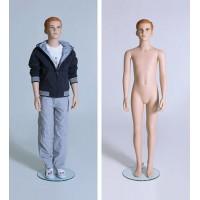 Mанекен детский (мальчик), Возраст 10 лет, Высота 142 см