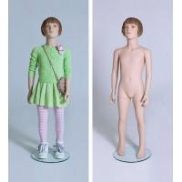 Mанекен детский (девочка), Возраст 6 лет, Высота 120 см
