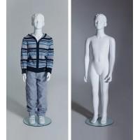 Mанекен детский (мальчик), 8 лет. Высота 132 см.