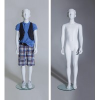 Mанекен детский (мальчик), 10 лет. Высота 142 см.