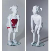 Mанекен детский (девочка), 4 года. Высота 96 см.