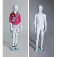Mанекен детский (девочка), 10 лет. Высота 142 см.
