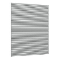 Панель алюминиевая. крепится к стене при помощи STR.100 - 4шт.
