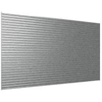 Панель алюминиевая. крепится к стене при помощи STR.100 - 6шт.