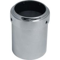 Декоративный стакан для трубы d-50 мм (исп. с PL-010 (TZ)  Китай