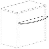 Подсумок для прилавков FIN.DSK.100.P.00