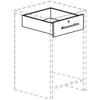 Ящик с замком для углового внутреннего прилавка