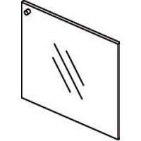 Дверь для прилавков ПМ8.007, ПМ8.009. Материал стекло