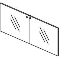 Двери для прилавков ПМ8.008, ПМ8.010 Материал стекло