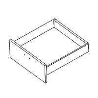 Ящик для прилавков LW III-5050 P