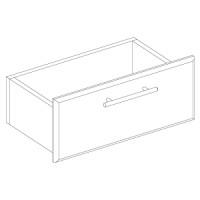 Ящик правый для прилавков GSS.001 и GSS.003. Материал МДФ окрашенный