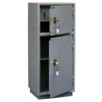 Шкаф бухгалтерский с трейзером (кассовый блок). Масса 38 кг