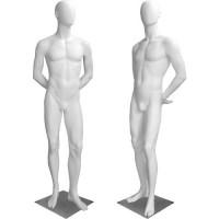 Манекен мужской. Высота манекена185,5 см