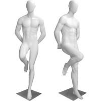 Манекен мужской. Высота манекена183,5 см