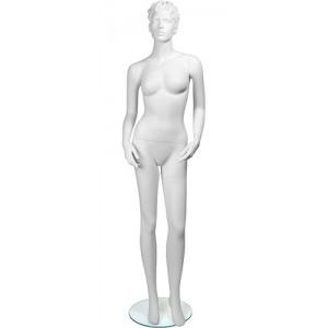 Манекен женский, скульптурный. Высота178 см