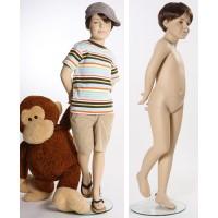 Манекен детский, телесный, 4 года. Высота манекена111 см