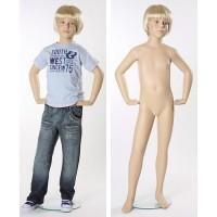Манекен детский, телесный, 6 лет. Высота манекена128 см