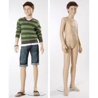 Манекен детский, телесный, 10 лет. Высота манекена144 см