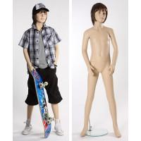 Манекен детский, телесный, 12 лет. Высота манекена154 см