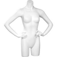 Торс женский BASIC, размер 44 (материал стеклопластик)