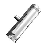 Держатель двусторонний (Для панелей толщиной до 8 мм. Отверстие под винт 10мм)