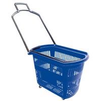 Корзина – тележка пластиковая, 32 л