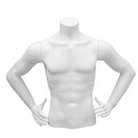 Торс мужской BASIC, укороченный, размер 48 (материал стеклопластик)