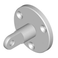 Крепежный диск с соединителем